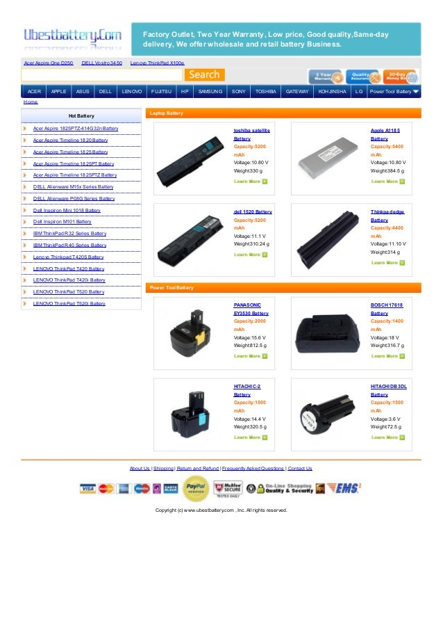 Sony VGP-BPS13A/S Battery / Adapter