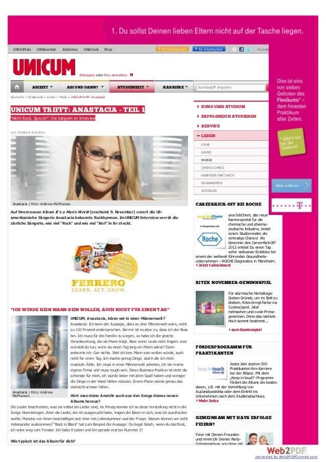 UNICUM.de       UNIKuscheln       Jobbörsen       UNIcheck      Shop                           für Hochschulen     für Arb...