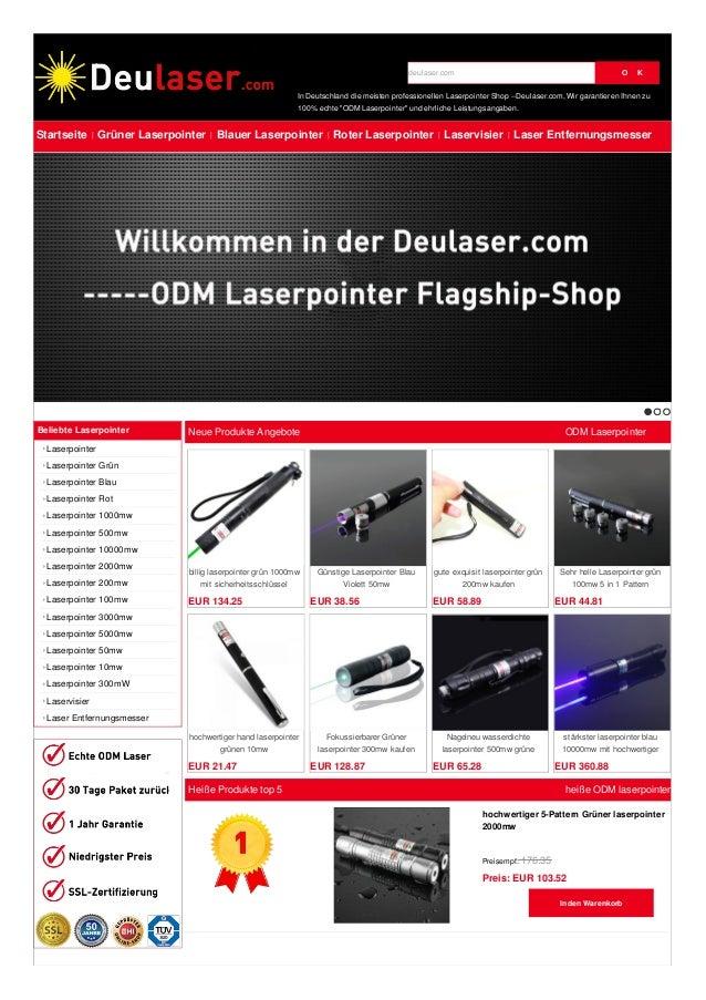 1 2 3 Neue Produkte Angebote ODM Laserpointer billig laserpointer grün 1000mw mit sicherheitsschlüssel EUR 134.25 Günstige...