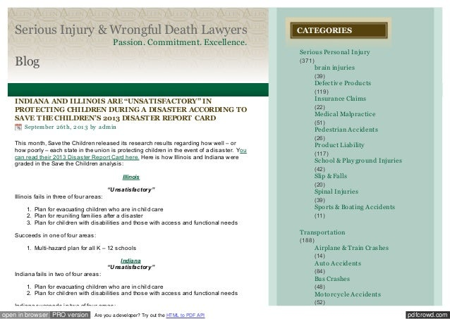 pdfcrowd.comopen in browser PRO version Are you a developer? Try out the HTML to PDF API Serious Injury & Wrongful Death L...