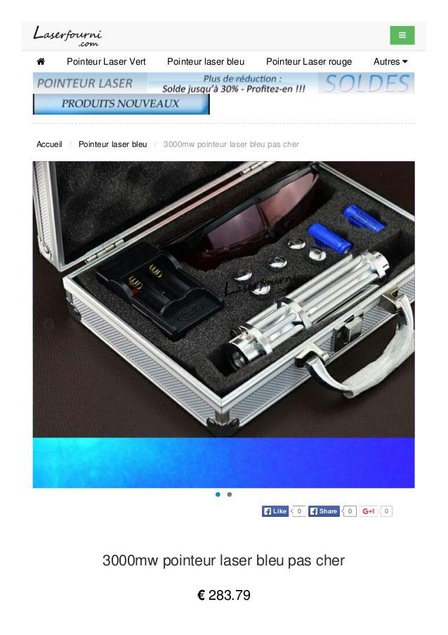   Pointeur Laser Vert Pointeur laser bleu Pointeur Laser rouge Autres  Accueil / Pointeur laser bleu / 3000mw pointeur ...