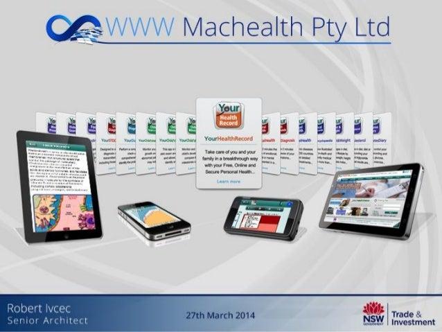 Collaborative Solutions e-Health event - WWWMachealth