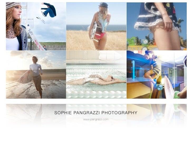 SOPHIE PANGRAZZI PHOTOGRAPHY          www.pangrazzi.com
