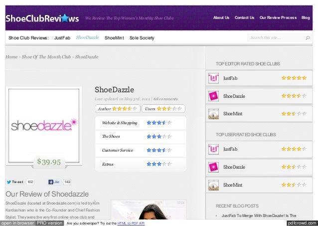 Www shoeclubreviews com_shoedazzle