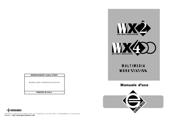 Wx2 400 i