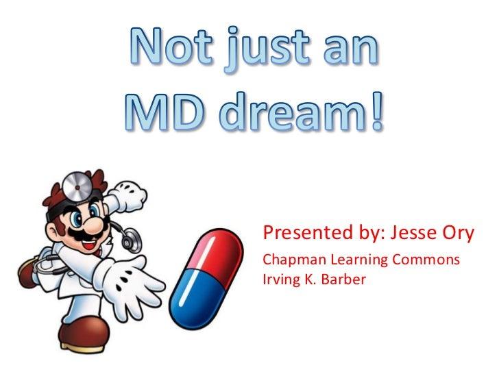 Work Your BSc: Applying to Med School Workshop