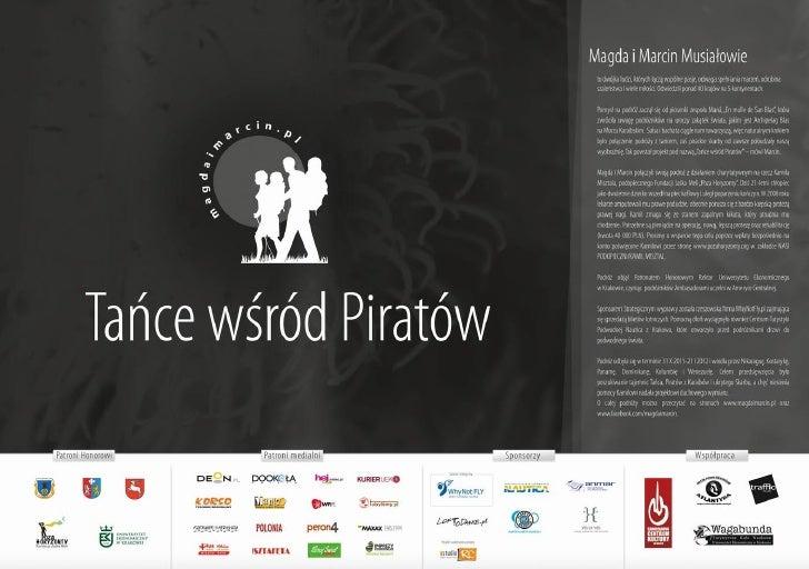 """Zdjęcia Magda i Marcin """"Tańce Wśród Piratów"""""""