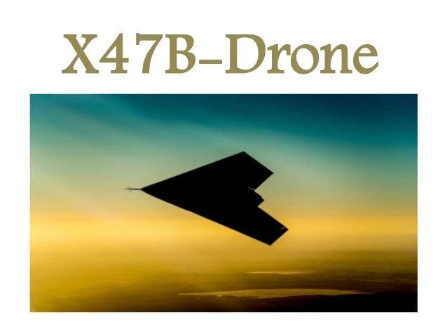X47B-Drone