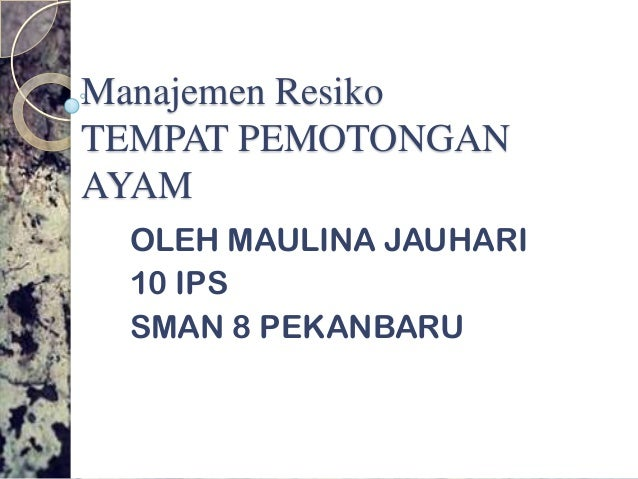 X.IPS Maulina Jauhari