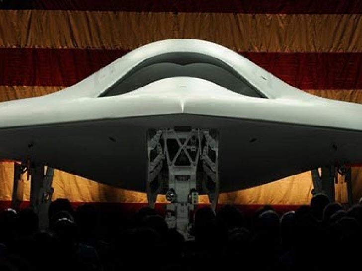 Northrop Grumman\'s X 47 B1