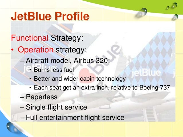 jetblue case study solution