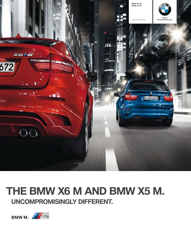 X6m X5m Catalogue