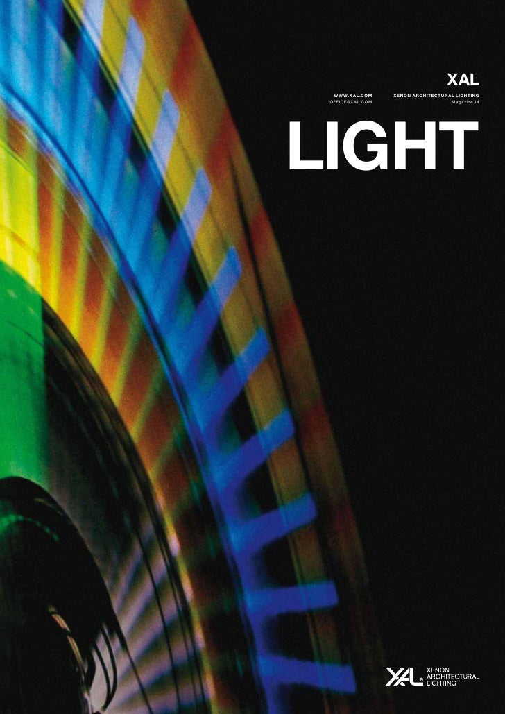 Xenox Architectural Lighting Magazine 14