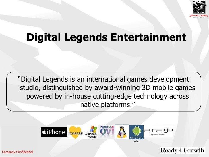 Digital Legends Entertainment