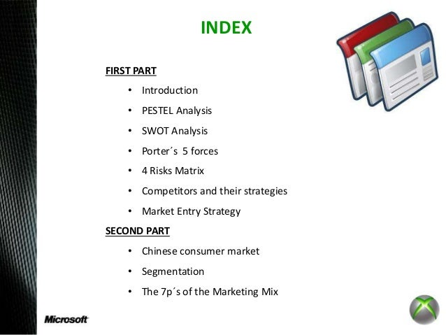 microsoft xbox analysis We offer customized research & analysis services  number of monthly active users (mau) of microsoft xbox live from fiscal 1st quarter 2016 to 4th quarter 2018 (in millions).
