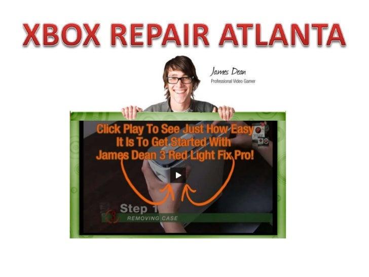 Xbox Repair Atlanta