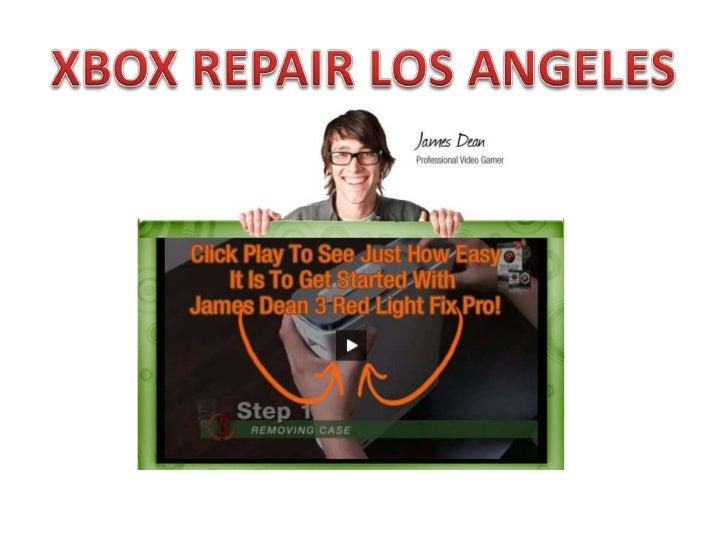 XBOX REPAIR LOS ANGELES<br />