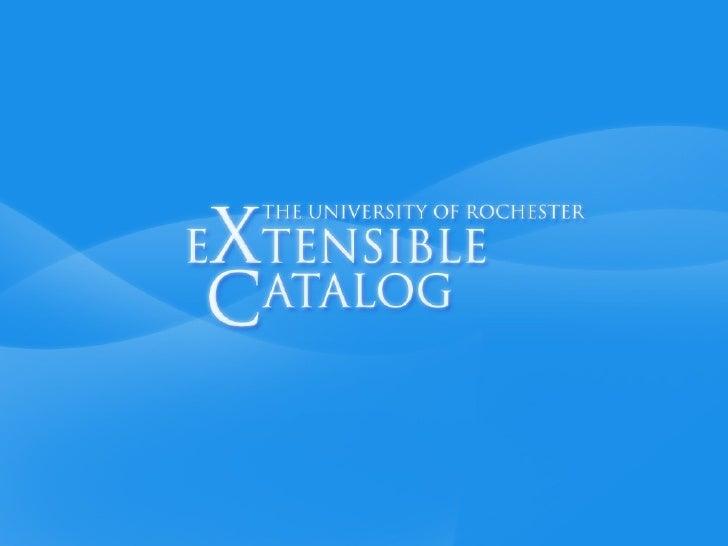 XC partner metadata