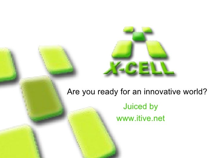 X-Cell Innovation Department