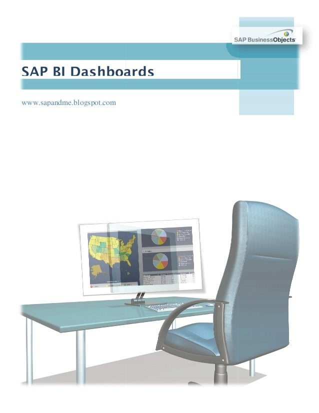 sap bo dashboard tutorial pdf