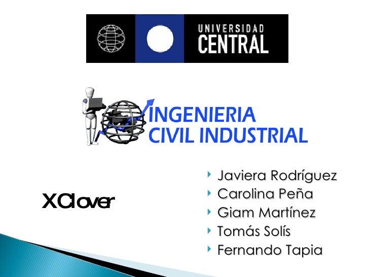 Javiera Rodríguez                             Carolina Peña             X Clover       Giam Martínez                   ...