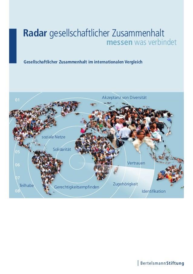 01 02 03 04 05 06 07 08 Identifikation Solidarität Vertrauen Akzeptanz von Diversität soziale Netze ZugehörigkeitTeilhabe G...