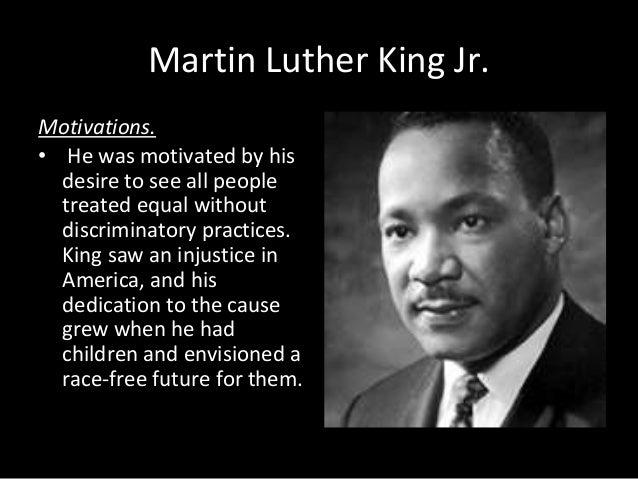 Martin luther king jr dissertation