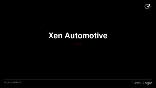 LFCollab14: Xen vs Xen Automotive