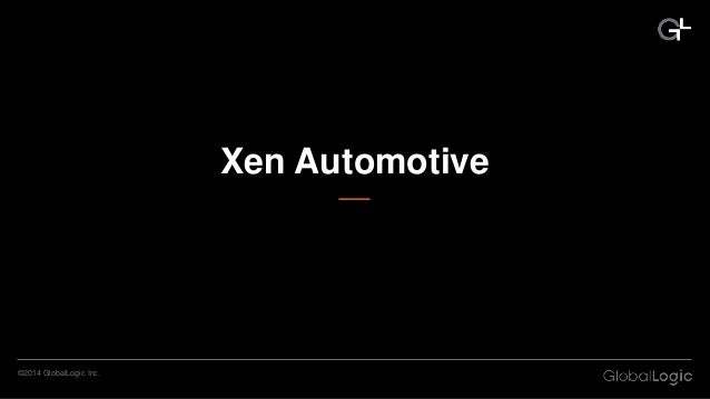 LFCollab14: Xen vs Xen Automotive