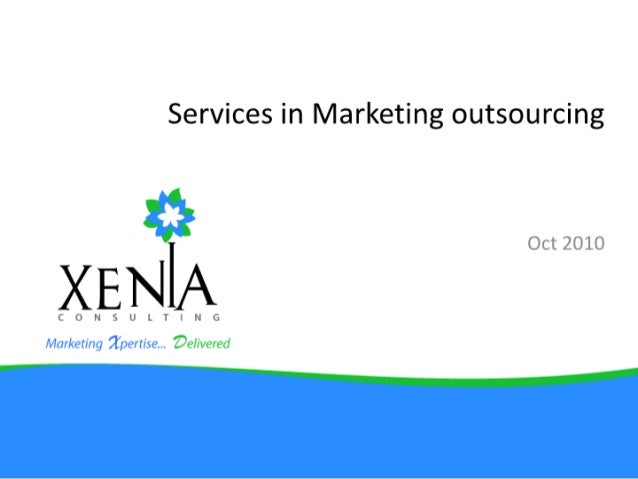 Xenia   Services In Marketing Outsourcing