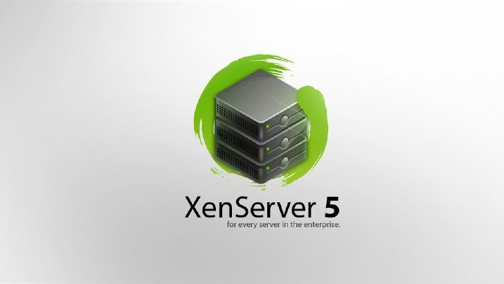 Xenserver 5 Selling And Positioning