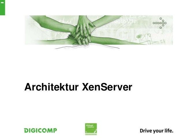 Virtual Deep-Dive: Citrix Xen Server