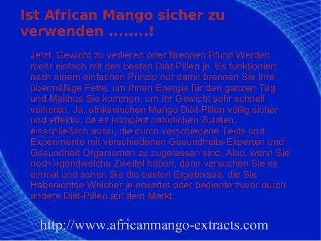 Ist African Mango sicher zuverwenden ........! Jetzt, Gewicht zu verlieren oder Brennen Pfund Werden mehr einfach mit den ...