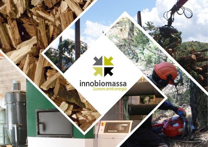 Innobiomassa: disponibilitat forestal i producció al Solsonès