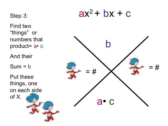 X factoring revised