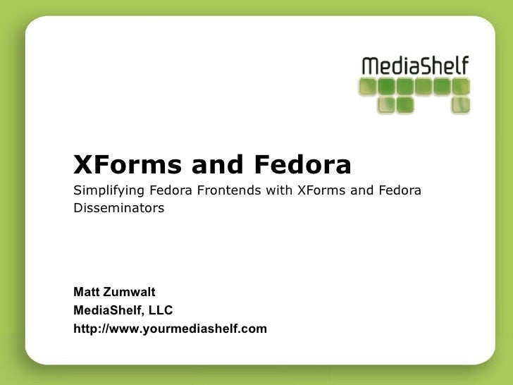 XForms with Linux