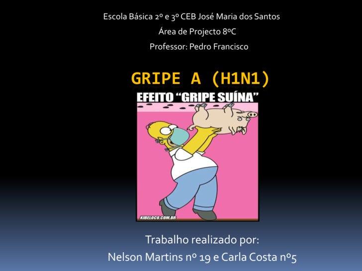 Escola Básica 2º e 3º CEB José Maria dos Santos<br />              Área de Projecto 8ºC<br />Professor: Pedro Francisco<br...