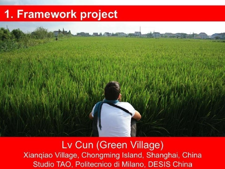 Xianqiao > Chongming Island > Shangai > China PPT