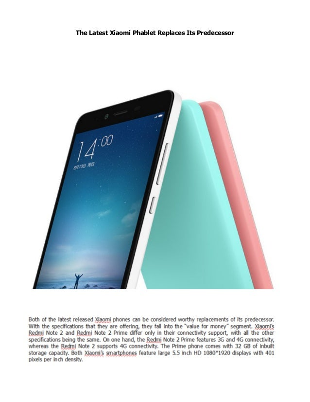 The latest xiaomi phablet replaces its predecessor for Documents app xiaomi