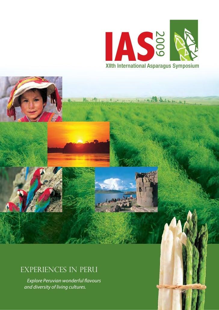 XII International Asparagus Symposium
