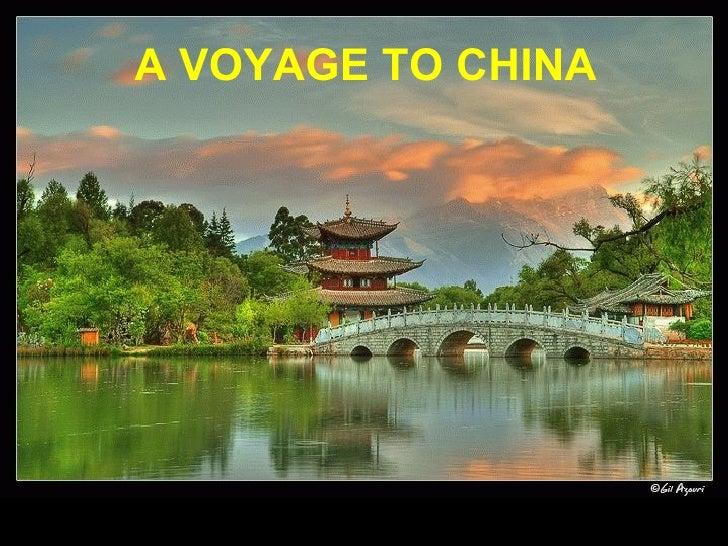 Xina Voyage
