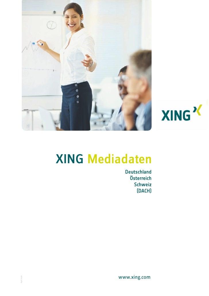 Xing mediadaten