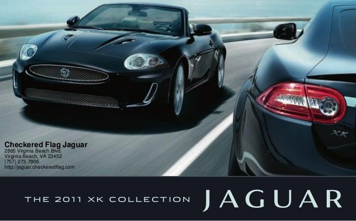 2011 Jaguar XK For Sale In Virginia Beach VA | Checkered Flag Jaguar