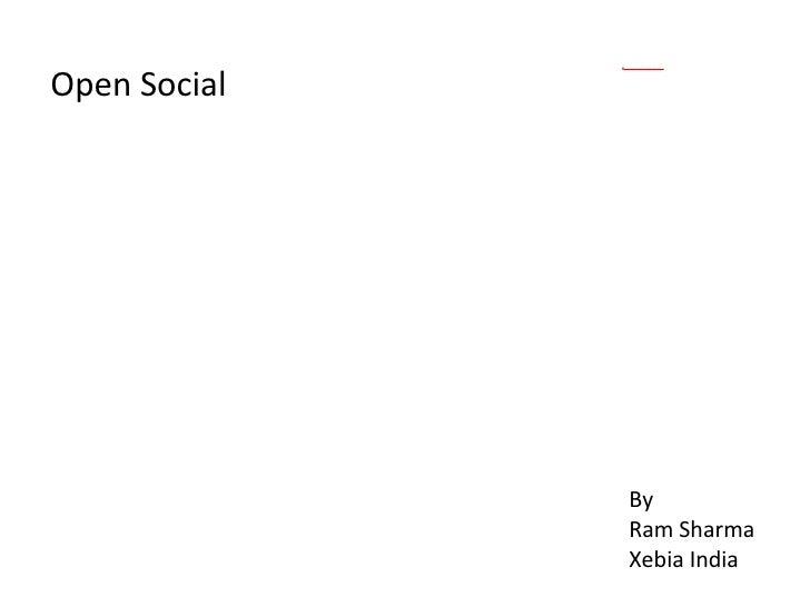 OpenSocial