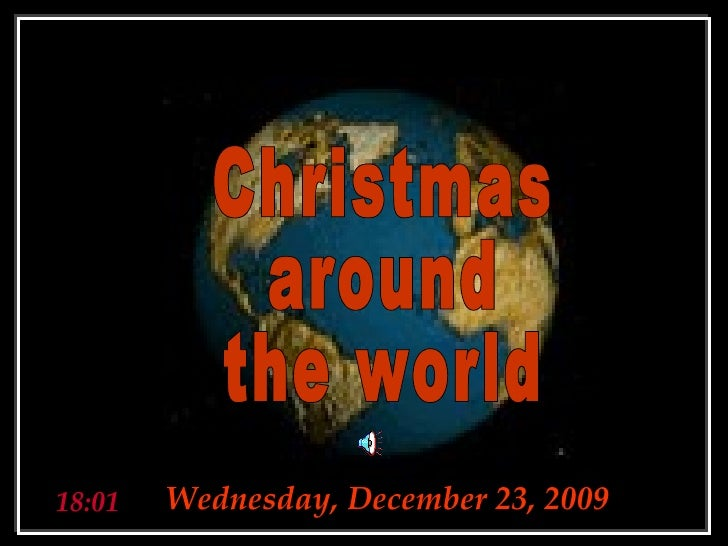 Xmas Around The World