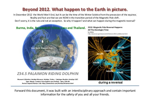 Beyond 2012. What happen to the Earth in picture. In December 2012  the World Wont End, ...