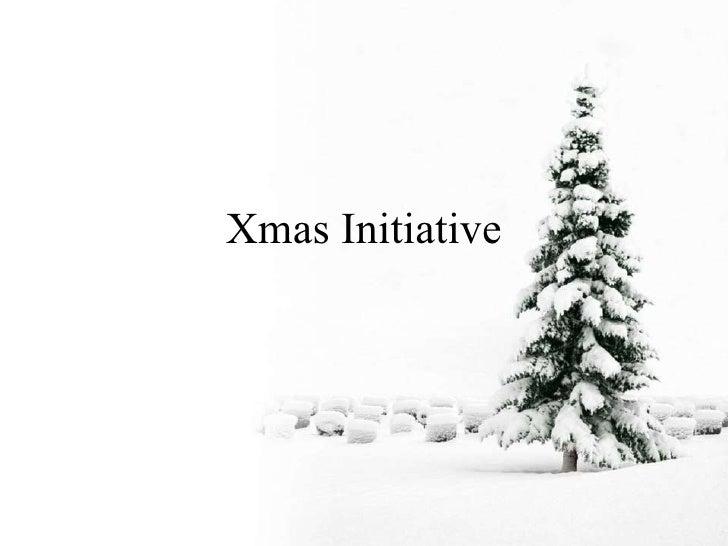 Xmas Initiative