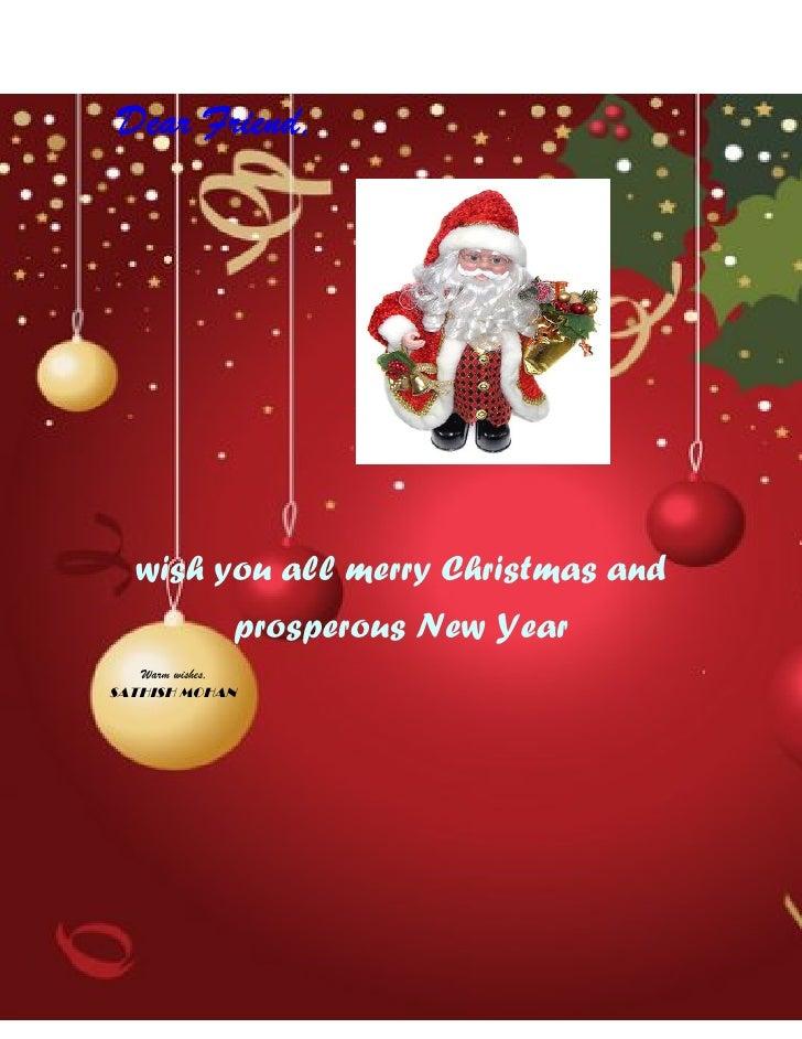 Xmas  new year  2011