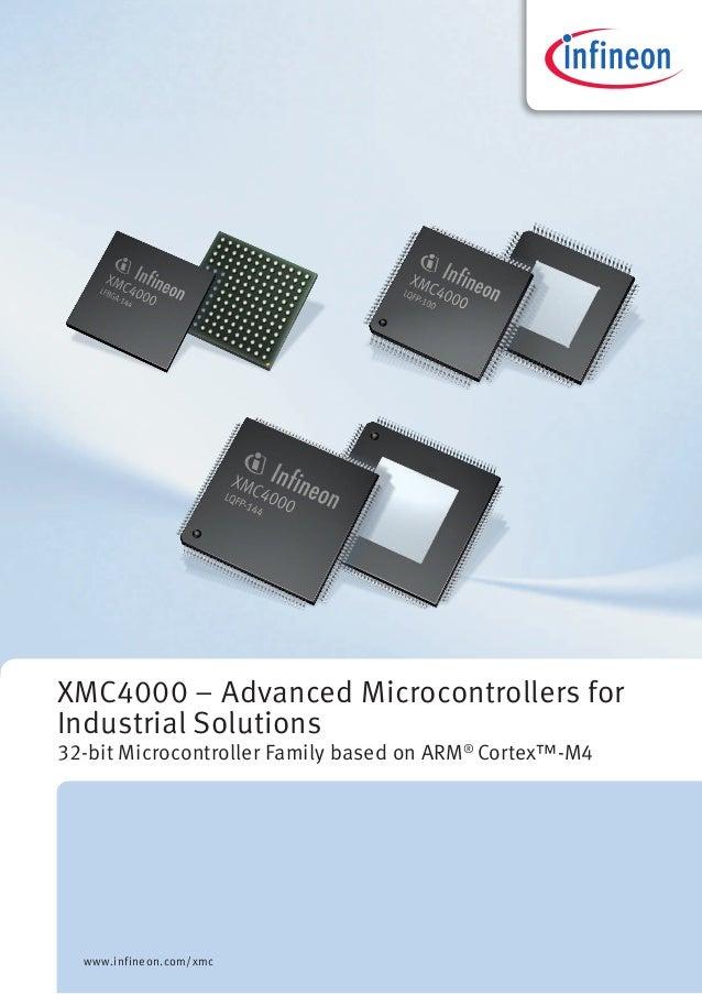 XMC4000 Brochure | Infineon Technologies
