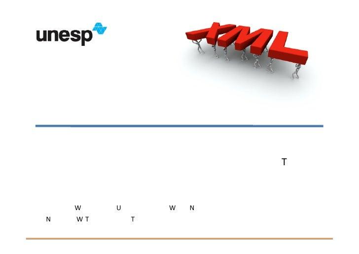 XML & HTML